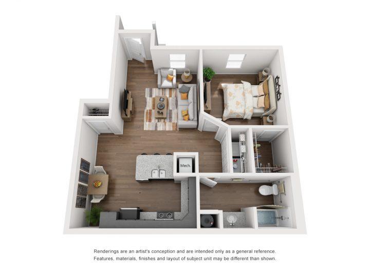 Merion Floor Plan