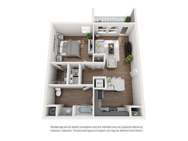 Madison Floor Plan